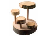 Prolézačka houbový les