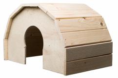 Dřevěný domeček - králík