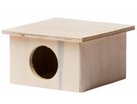 Dřevěný domeček - nízký