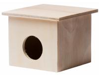 Dřevěný domeček - vysoký