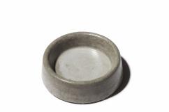 Betonové misky levnější - nízké, kulaté, slabostěnné