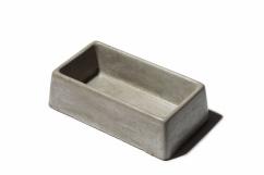 Betonové misky levnější - obdélníkové
